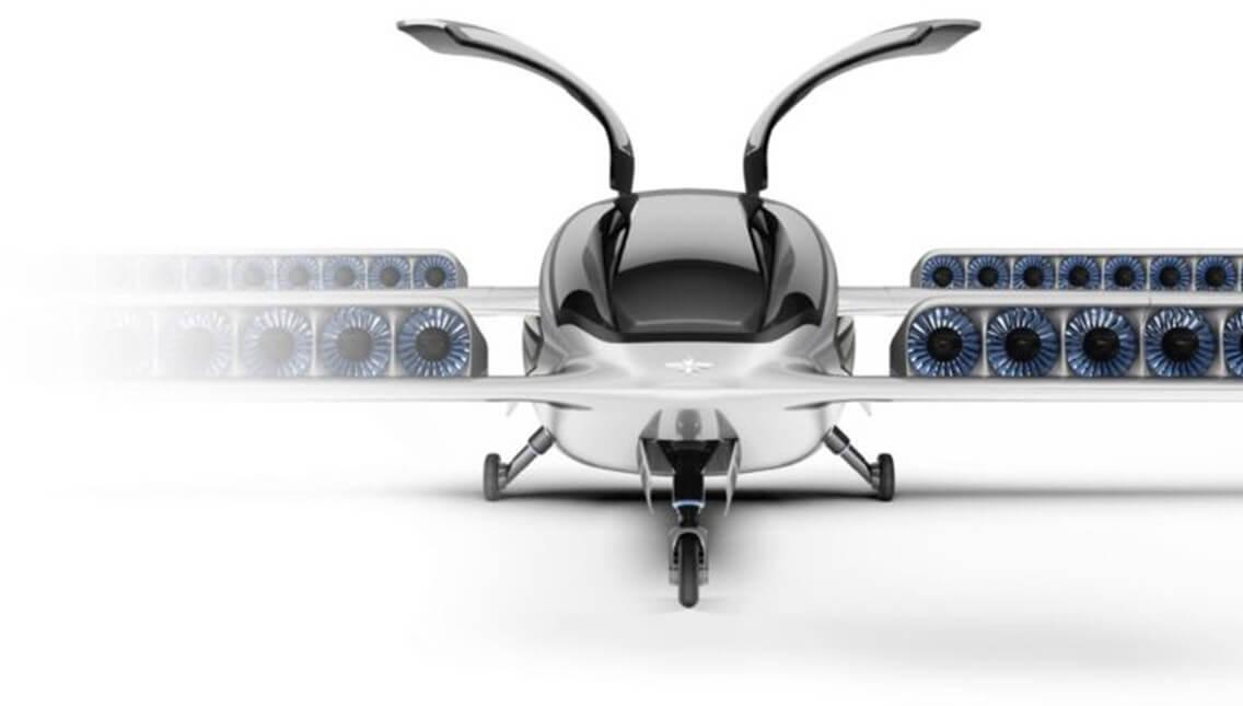 Automated air car